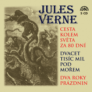 Jules Verne (BOX 5 CD)