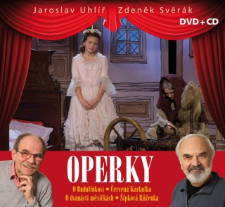 Operky (CD + DVD)